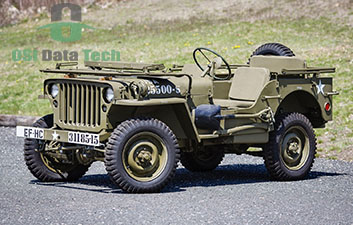 Wyllis MB Jeep